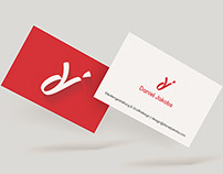Business Card - Personell Branding