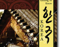 """Getting to Know Korea"" Cover page"