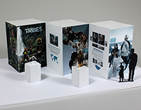 TRIBES Exhibit Design