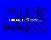 Brand identity — HBO-ICT | HvA