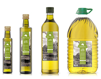 Packaging - Oil Valle Fresneda
