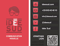 Idee sud busineez card