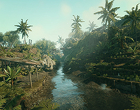 Crysis 3 MP DLC - Creek