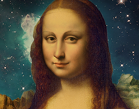 Mona Lisa's Galaxy