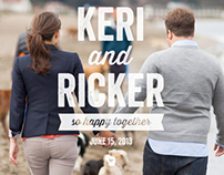 Keri & Ricker's Wedding