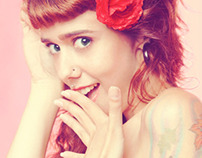 ♥ Pin-Up Portraits ♥