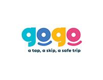 GOGO | A Tap, A Skip, A Safe Trip
