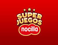 App Superjuegos Nocilla