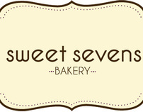Graphic Design III: Branding: Sweet Sevens Bakery