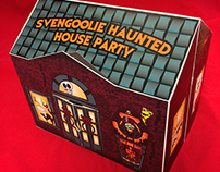 "Svengoolie Haunted House Pop-Up (6"" x 8.5"")"