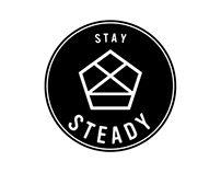 Steady Magazine Identity
