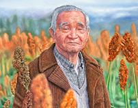 Shunji Nishimura - Portrait