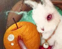 El conejo de la suerte.