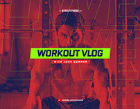 Sport Youtube Channel Opener | After Effects Template