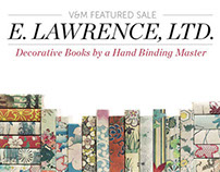 E. Lawrence – Book Binding Master