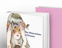The Dimensions of Dreams: Book Redesign