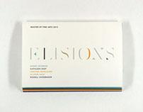 Elisions (MFA Show 2013)