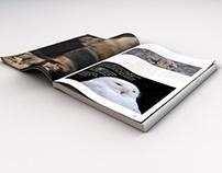 Magazine / Book 3D Model