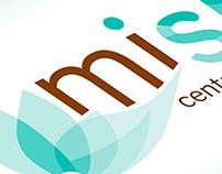 Identidad corporativa y web MiSpacio