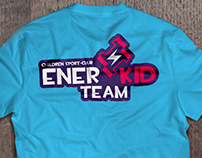 T-shirts for the children's club
