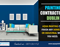 Painting Contractors Dublin|https://aquapainting.ie/