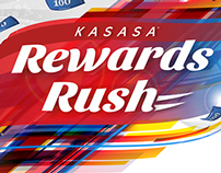 Kasasa Rewards Rush