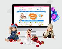 Aden Bebe  E-Ticaret -Kurumsal Kimlik