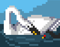 Pixel Birds of America