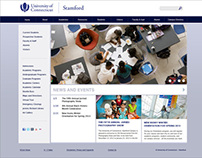 University of Connecticut Stamford Campus Website