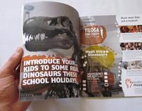 Australian Museum Rebranding [student project]
