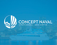 Concept Naval - Image corporative & Web