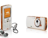 Sony Ericsson – W800 Walkman™