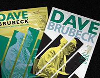 Dave Brubeck Poster