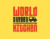 Branding: World Street Kitchen