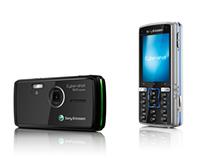 Sony Ericsson – K850i Cybershot™