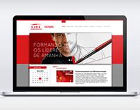 LIDE Futuro Website - UI/UX