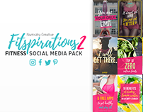 Fitspirations2- Social Media Pack