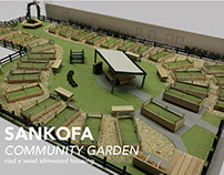 Sankofa Community Garden Design