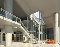 Covanta Research Center - Design VIII (Spring 2016)