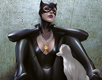 The Incomparable: Catwoman