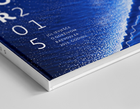 JGL Report 2015 - Book design