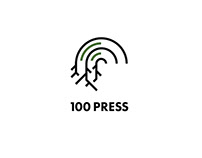 Branding Guidebook - 100 Press