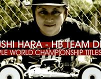 HB D8 Atsushi Hara Edition