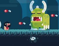 01.Game Design, 2D Platformer game