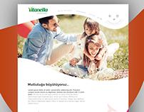 Vitanella Web Design