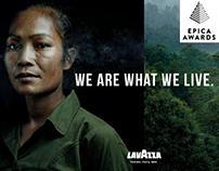 2017 Lavazza Calendar and Campaign