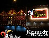 Restaurante La Jugueteria Kennedy - 2016