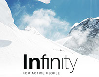 Infinity - cosmetics for active people ID and Web