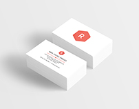 R : Business Card