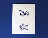 Tilda l'or blanc - Livre promotionnel sur le riz Tilda
